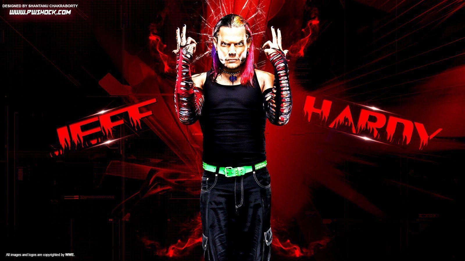 Jeff Hardy 2016 Wallpapers Wallpaper Cave
