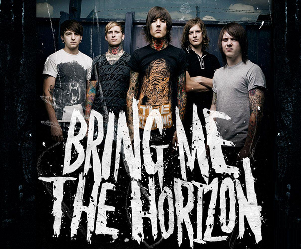 14 Quality Bring Me The Horizon Wallpapers Music