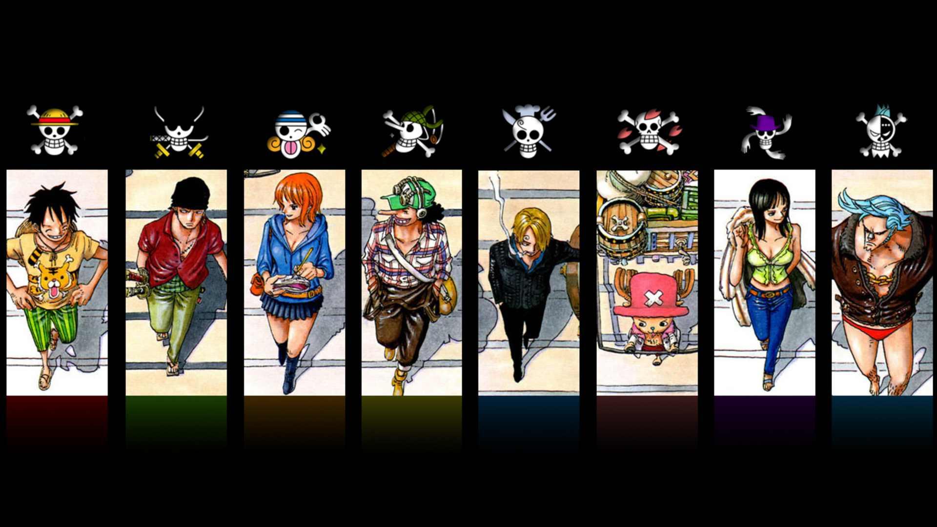 One Piece Hd Wallpaper 1920x1080 Portrait