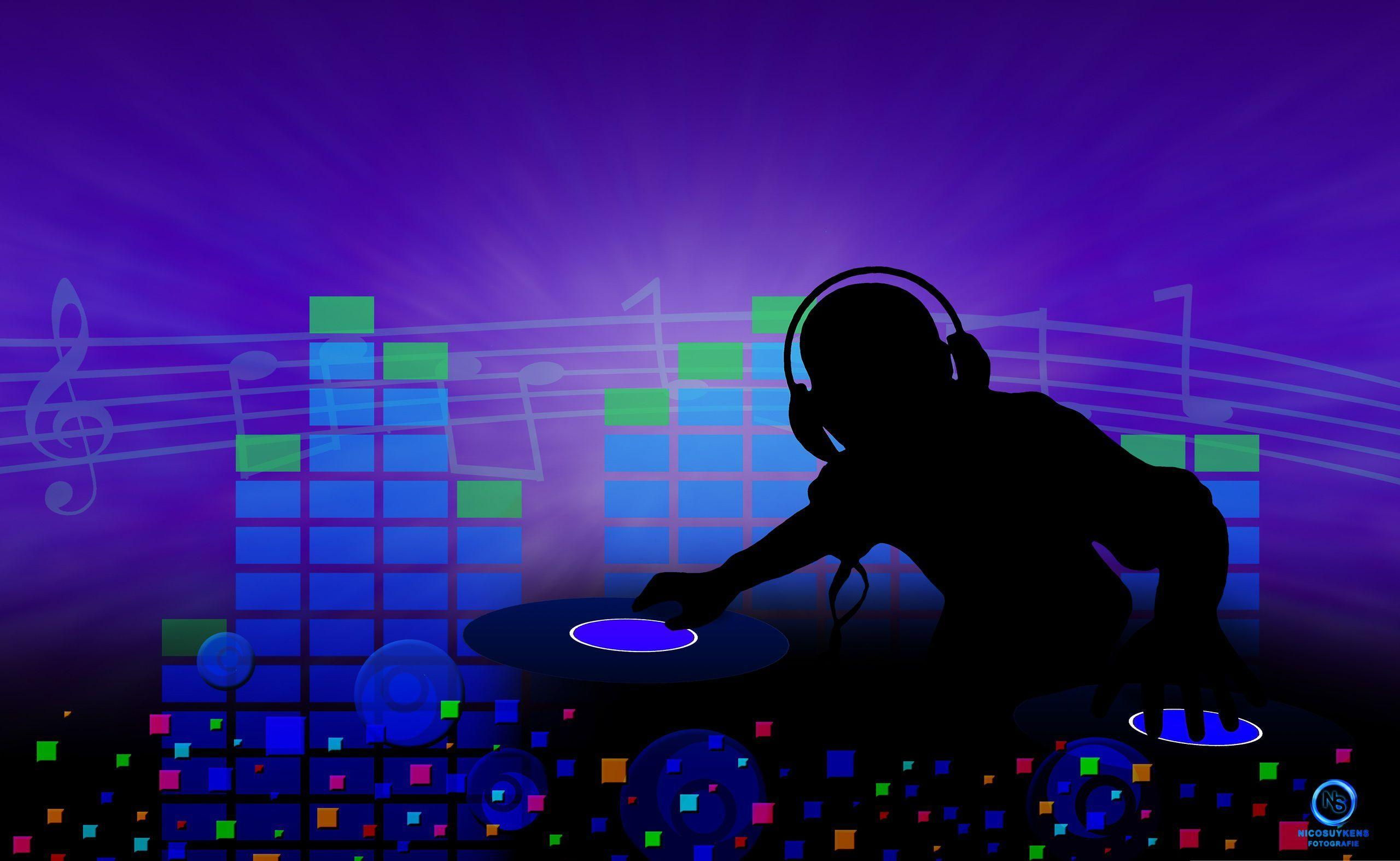 dj background wallpaper for computer - photo #10