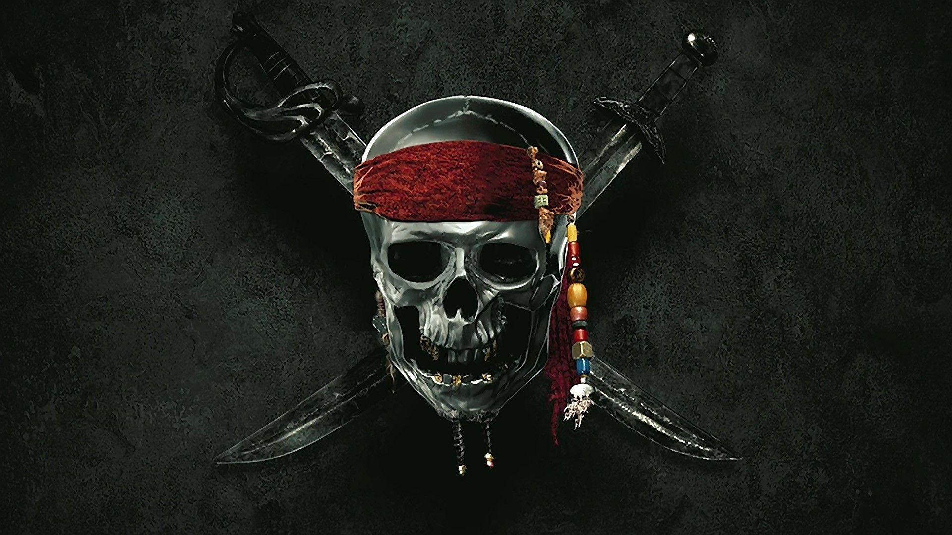 wallpaper skull bones pirate - photo #13