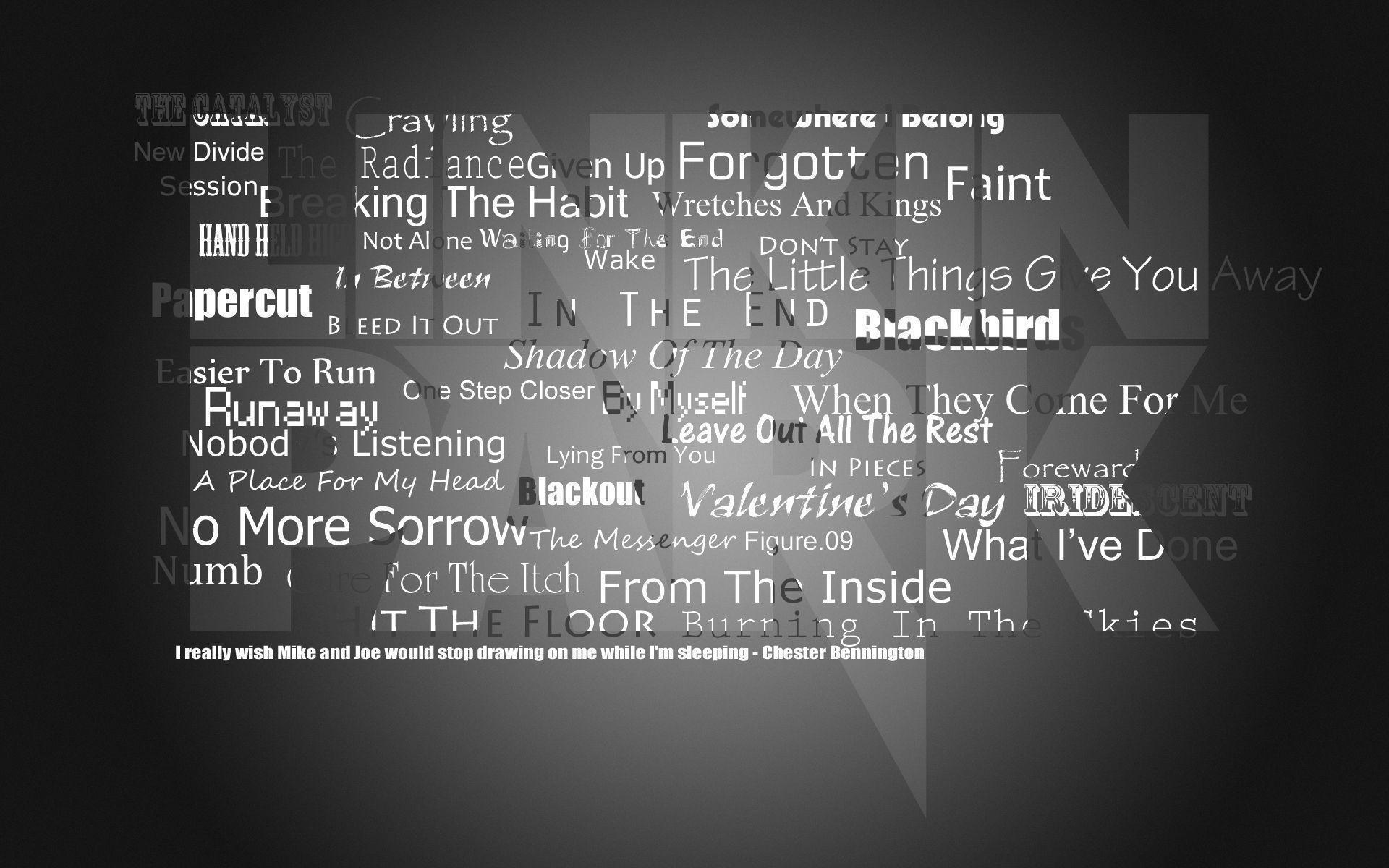 Linkin Park Logo Wallpapers 2016