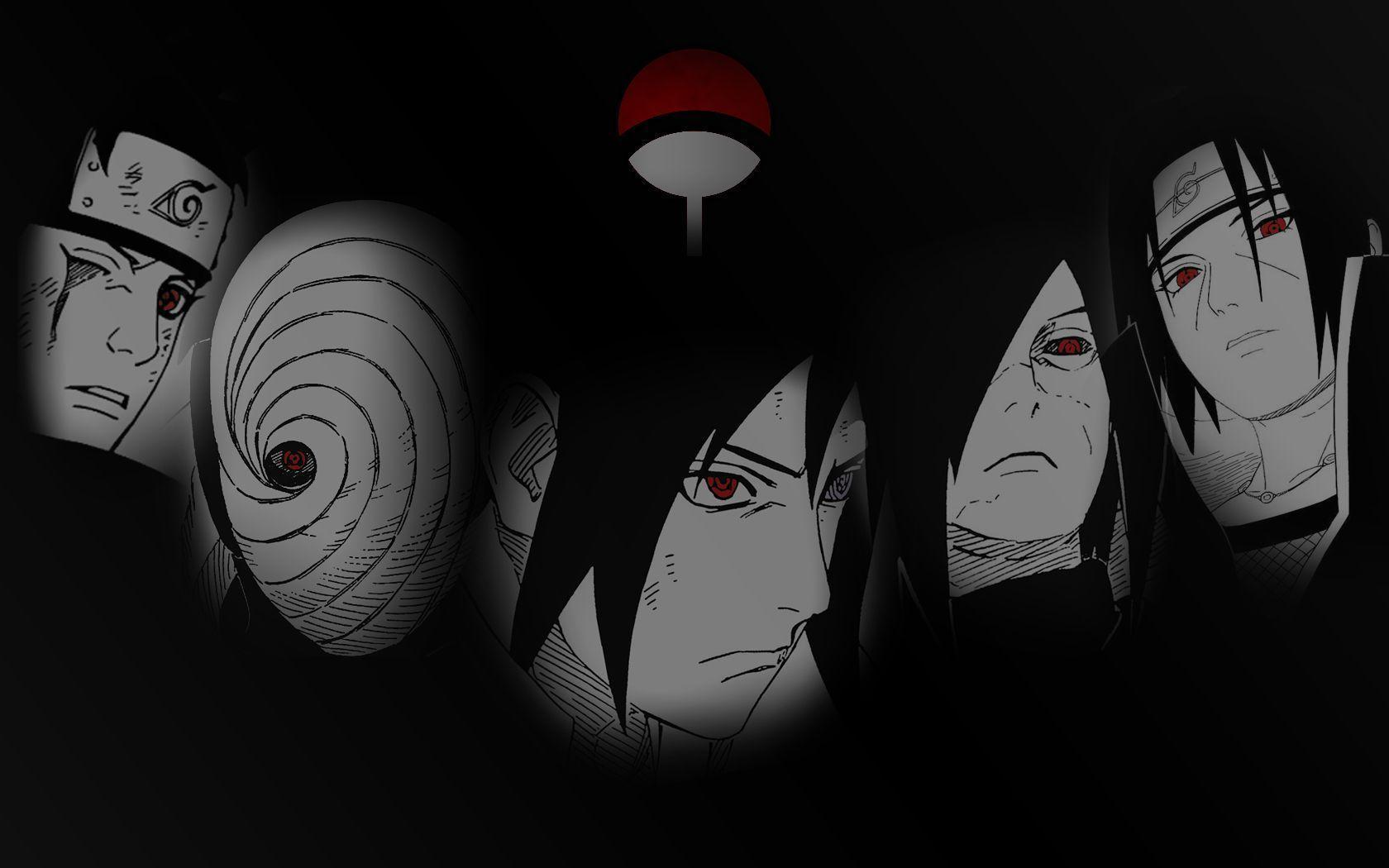 7 foto wallpapers klan uchiha 2016 wallpaper cave - Foto wallpaper ...