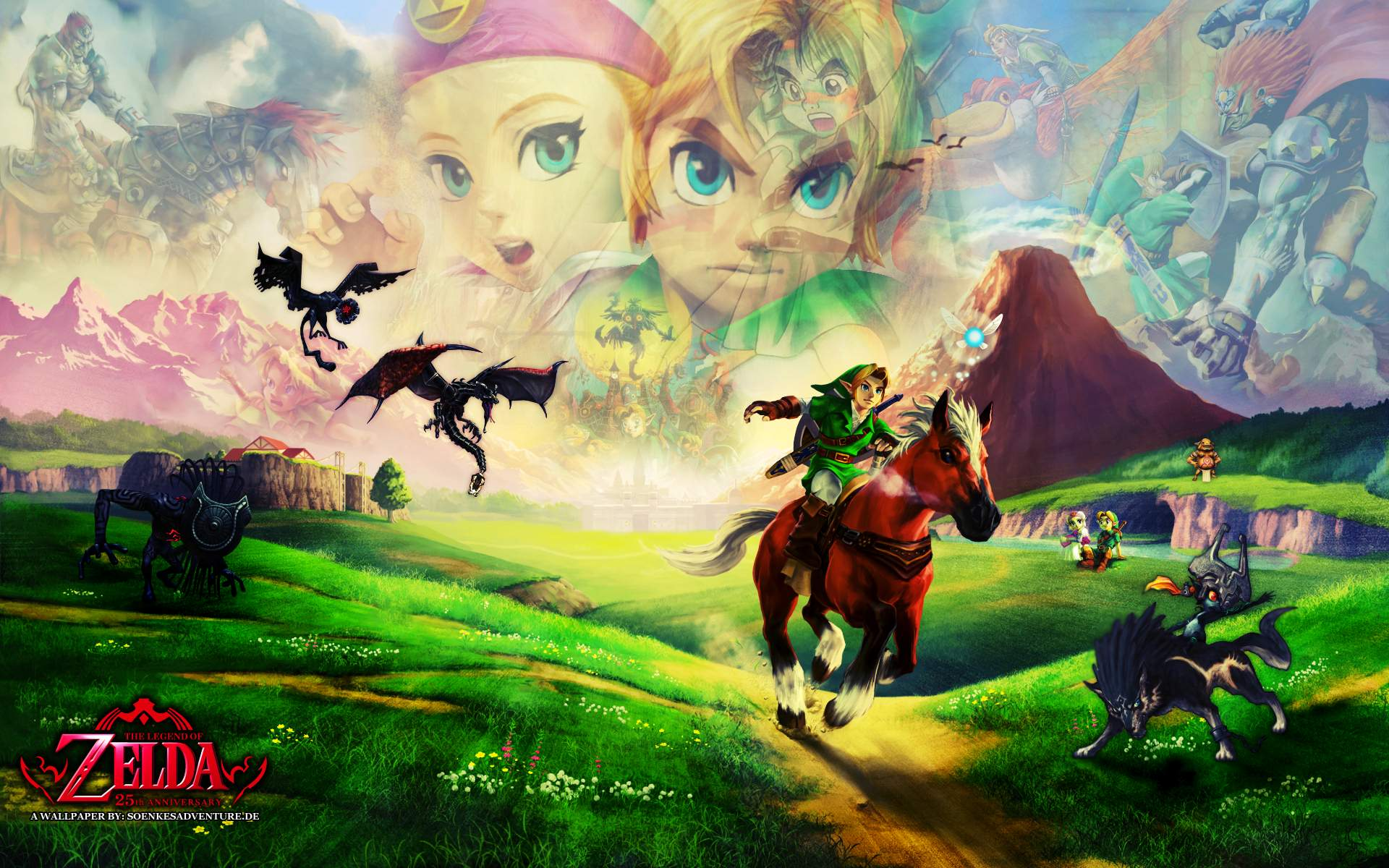 hd zelda wallpapers - photo #37