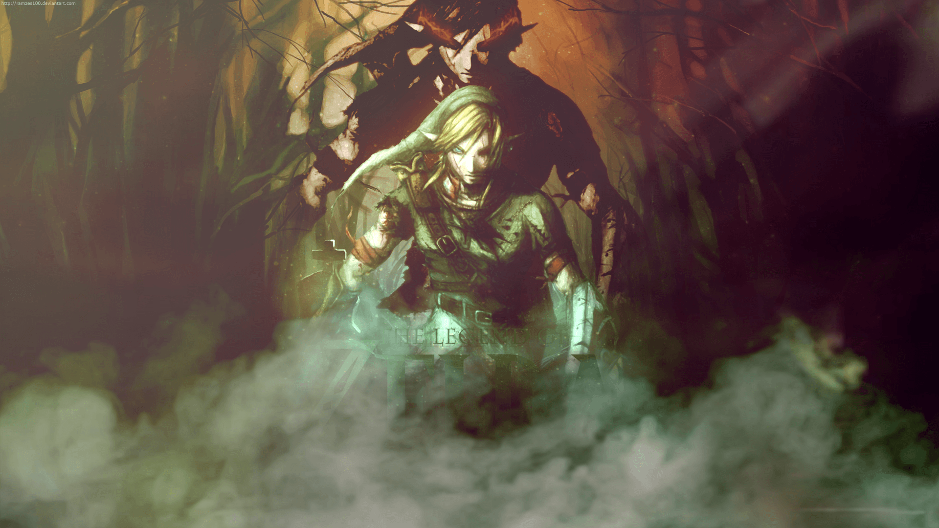 hd zelda wallpapers - photo #31