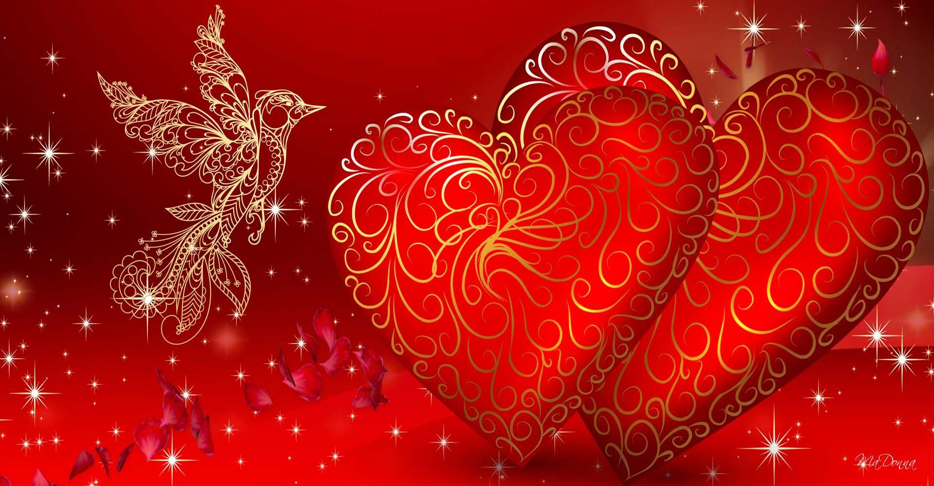 Love Heart Wallpaper Background 3d : Love Heart Wallpapers 2016 - Wallpaper cave