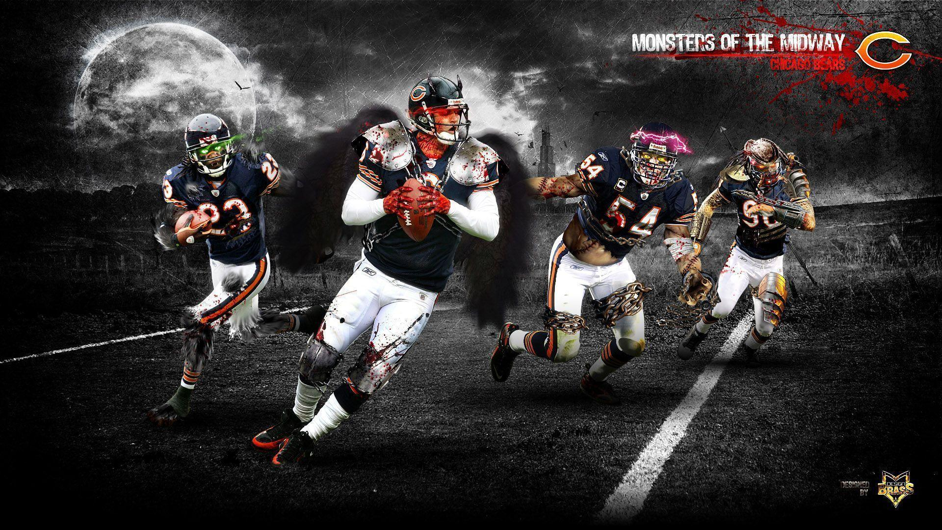 chicago bears - HD 1280×768