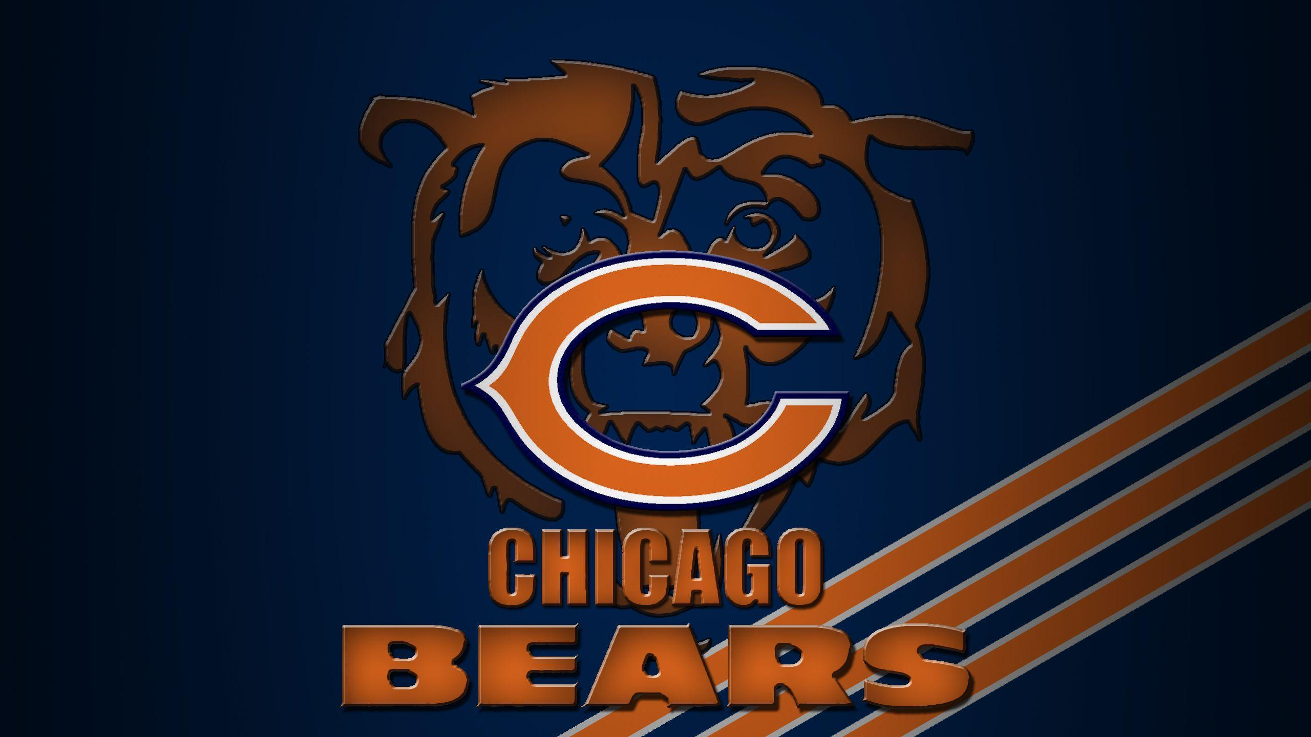 chicago bears wallpapers 2016 wallpaper cave