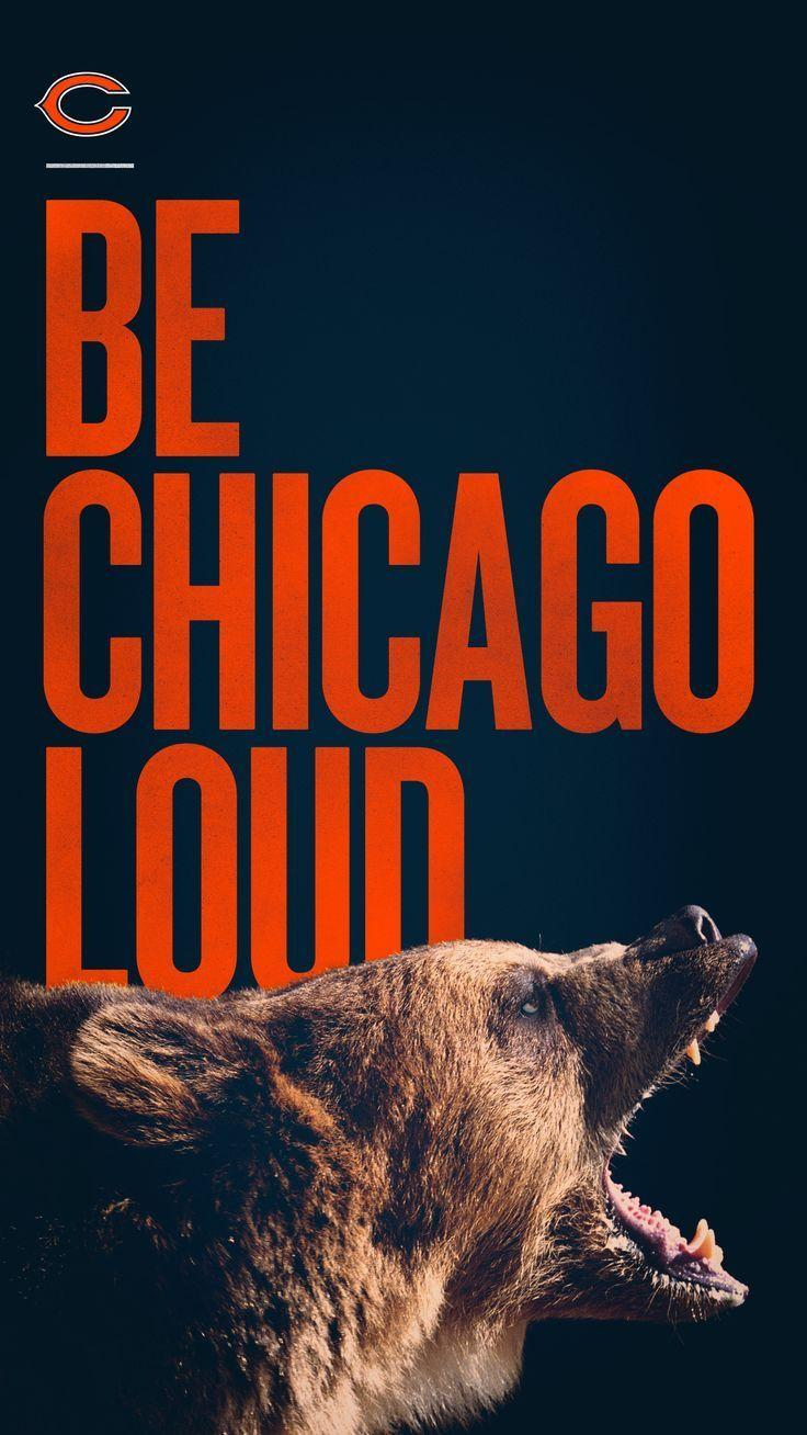 Looking for a good bears iphone 5 wallpaper for my phone - Chicago bears phone wallpaper ...