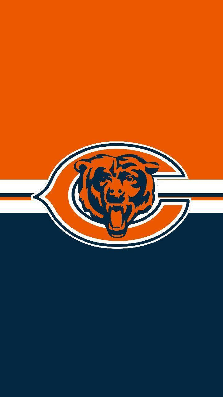 gallery for chicago bears iphone wallpaper