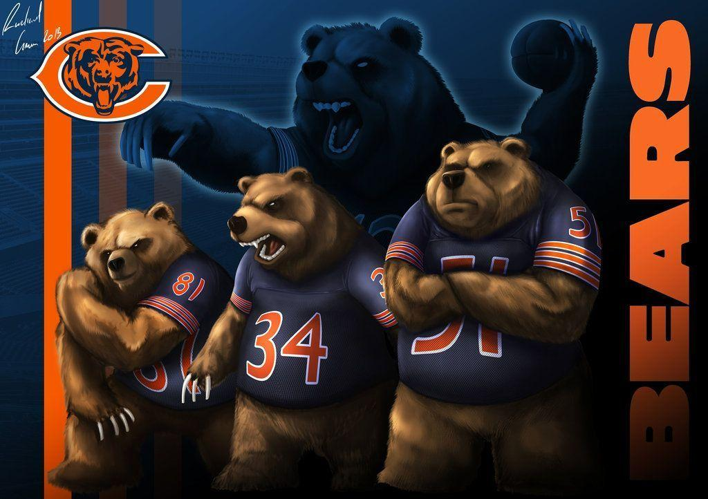 chicago bears live wallpapers