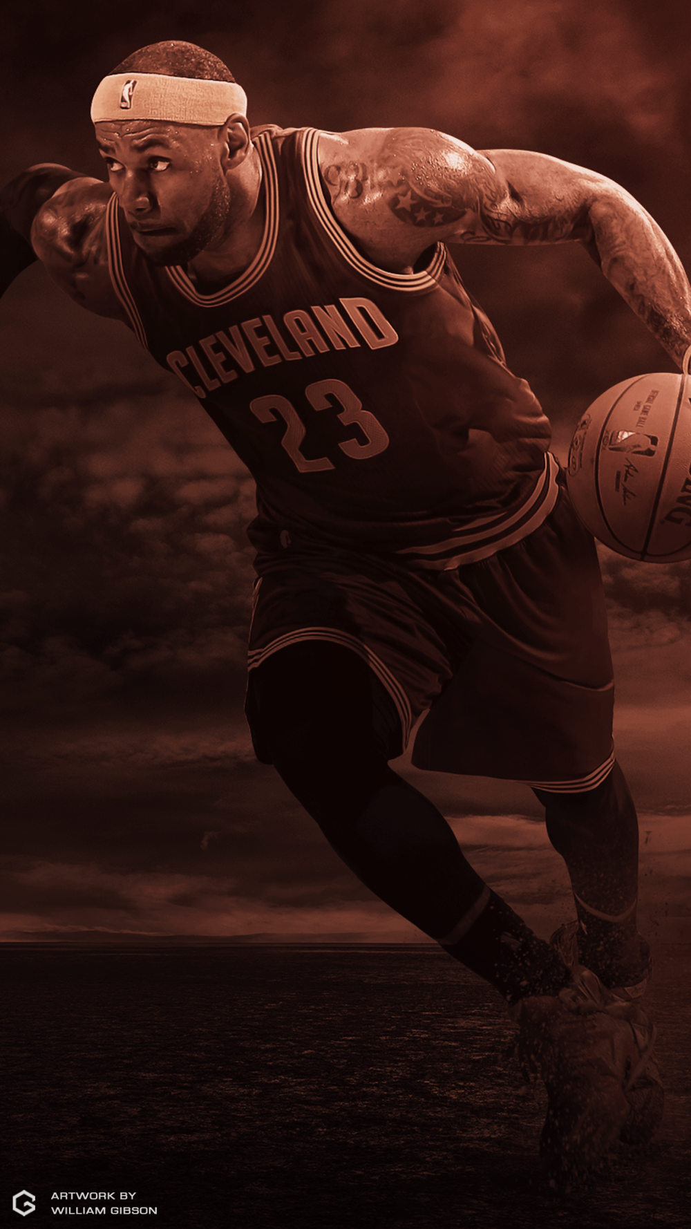gallery for lebron james iphone wallpaper