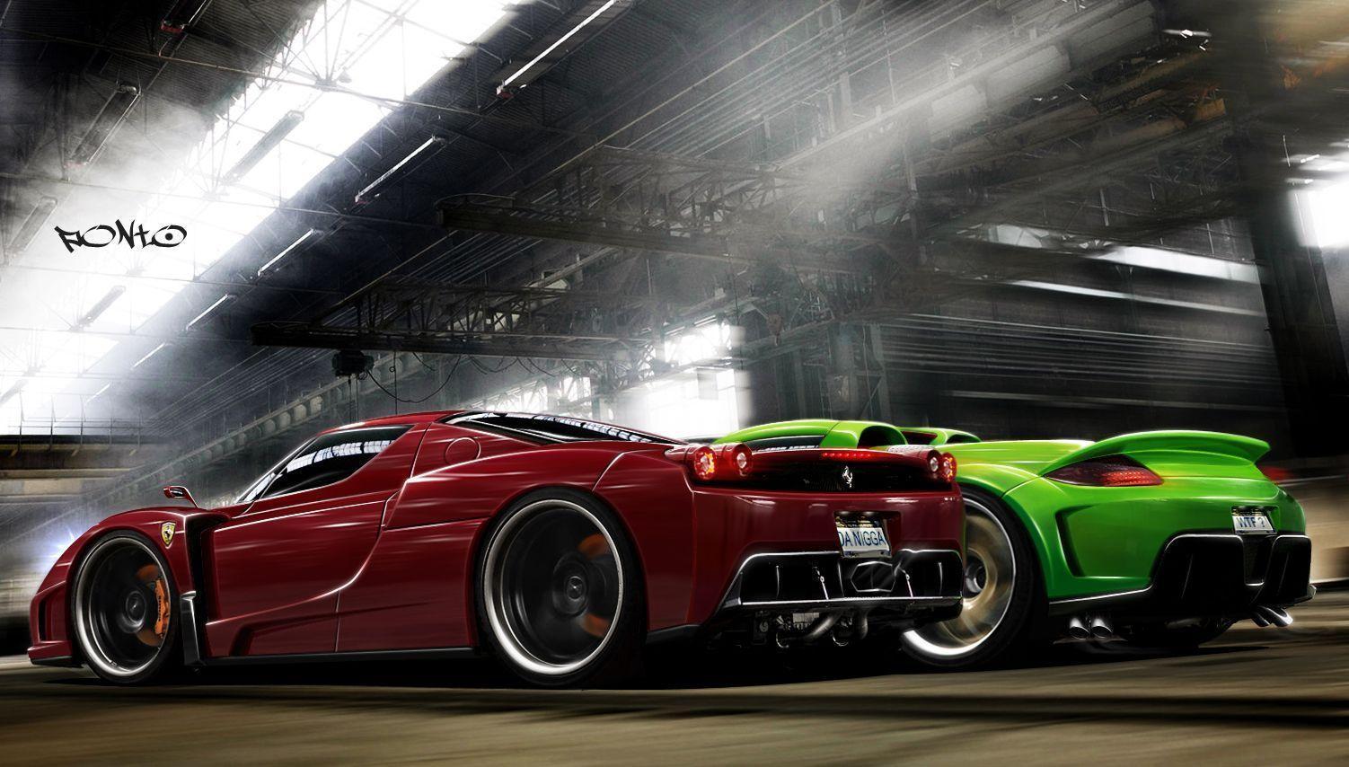 Ferrari Enzo 2016 Wallpapers Wallpaper Cave