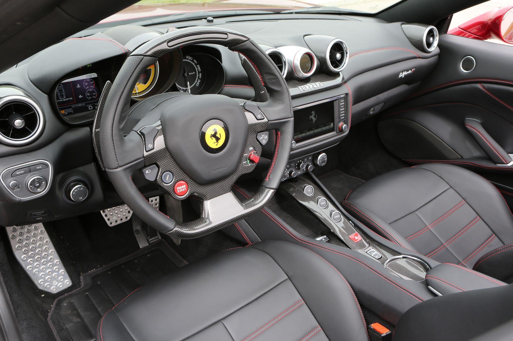 Picture 2016, 2015 Ferrari Enzo Interior Awesome HD Wallpaper .