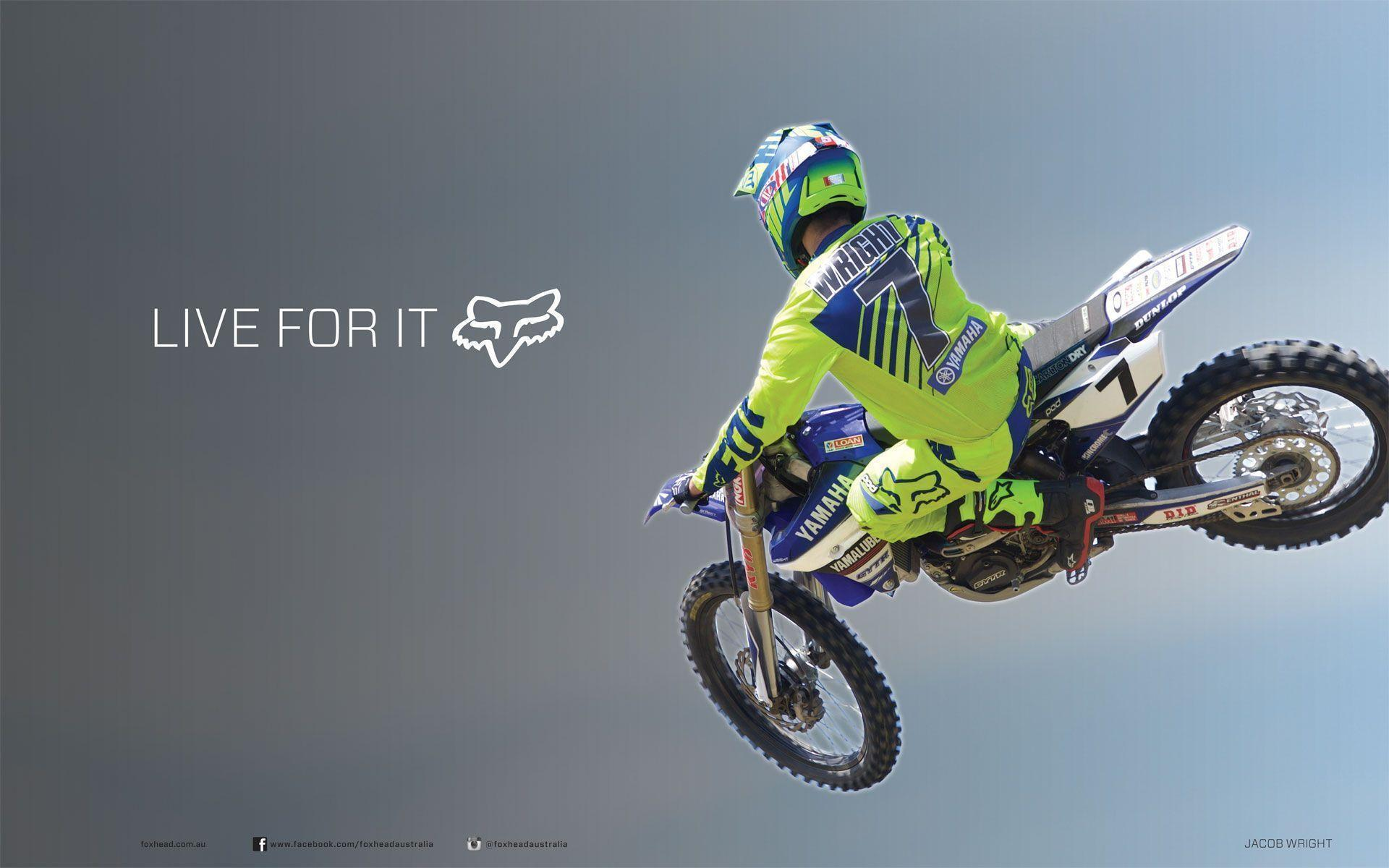 Wednesday Wallpaper: Fox riders Wright and Mosig