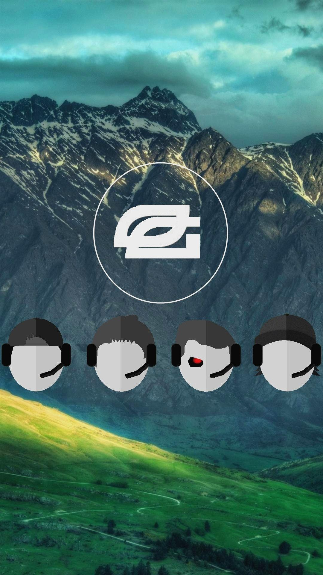 Optic Gaming Phone Wallpapers 1080X1920 : CoDCompetitive