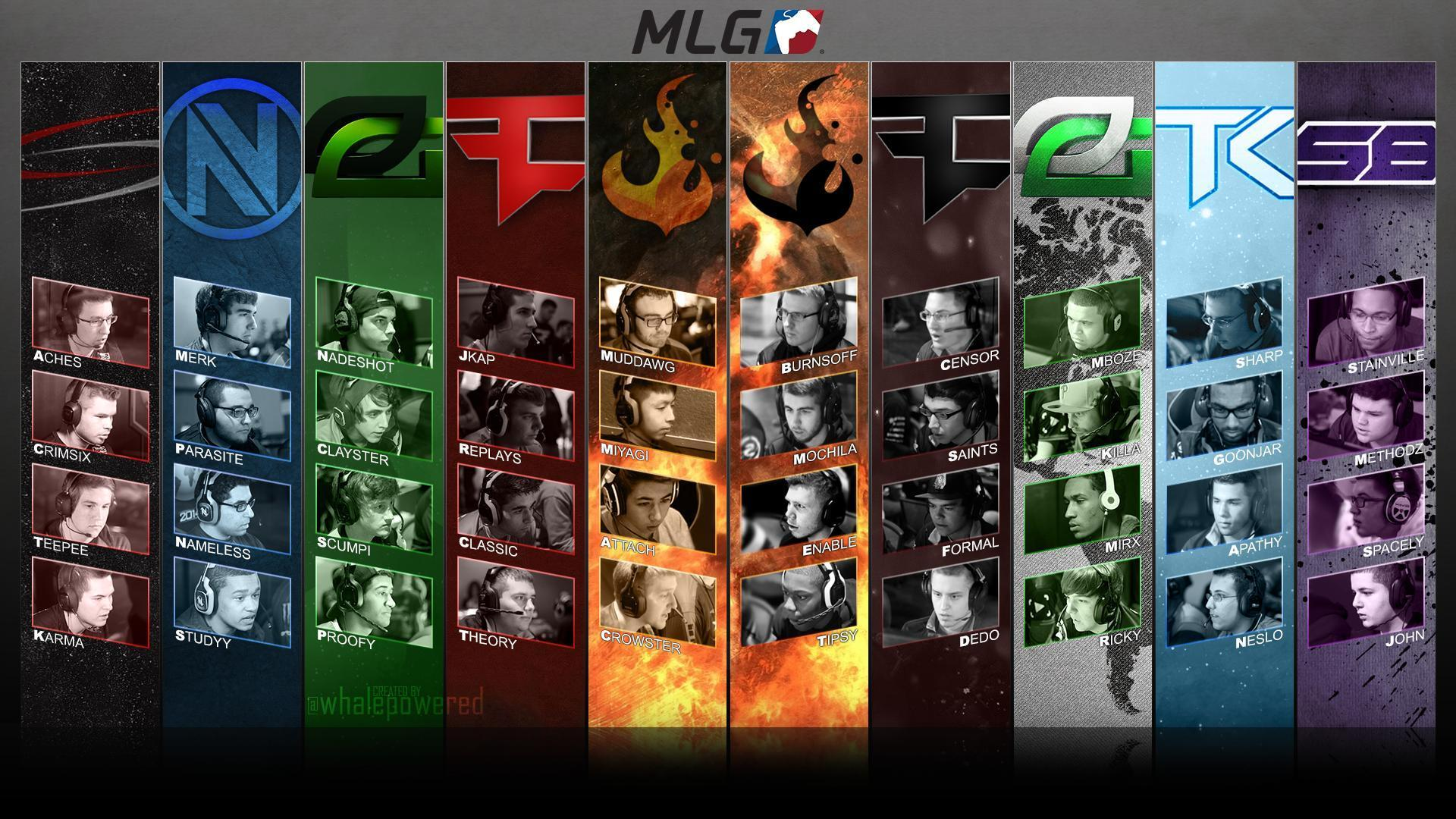 Optic Gaming Backgrounds