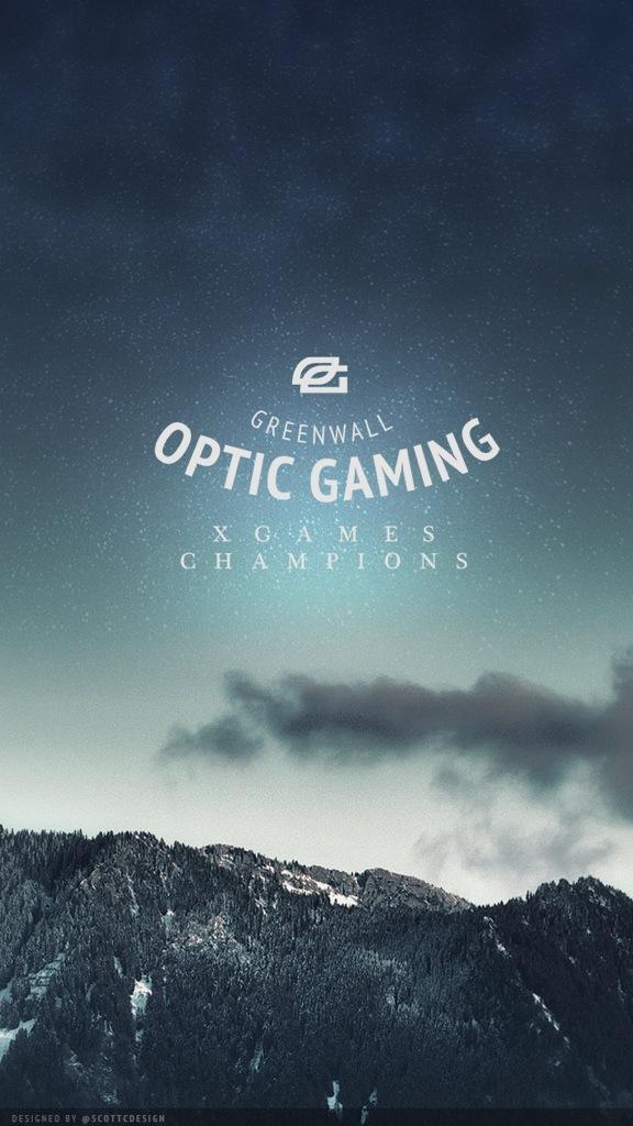 "FaZe ScottC on Twitter: ""5x Free @OpTicGaming iPhone 5 Backgrounds"
