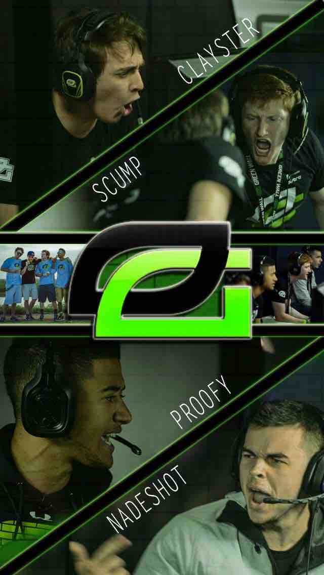 Optic Gaming iPhone 5 wallpapers : OpTicGaming