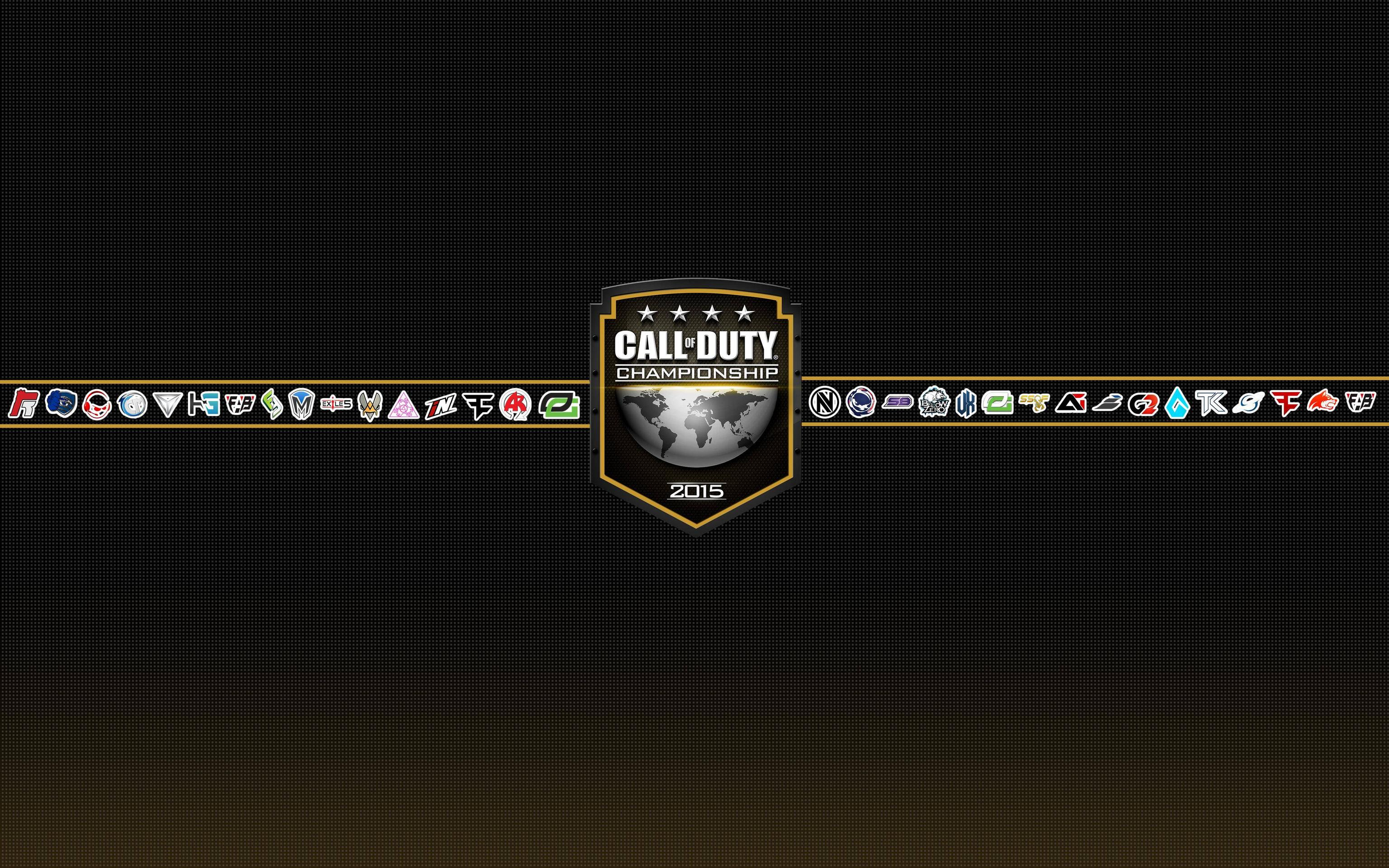 Quick CoD Champs wallpapers for y&: CoDCompetitive