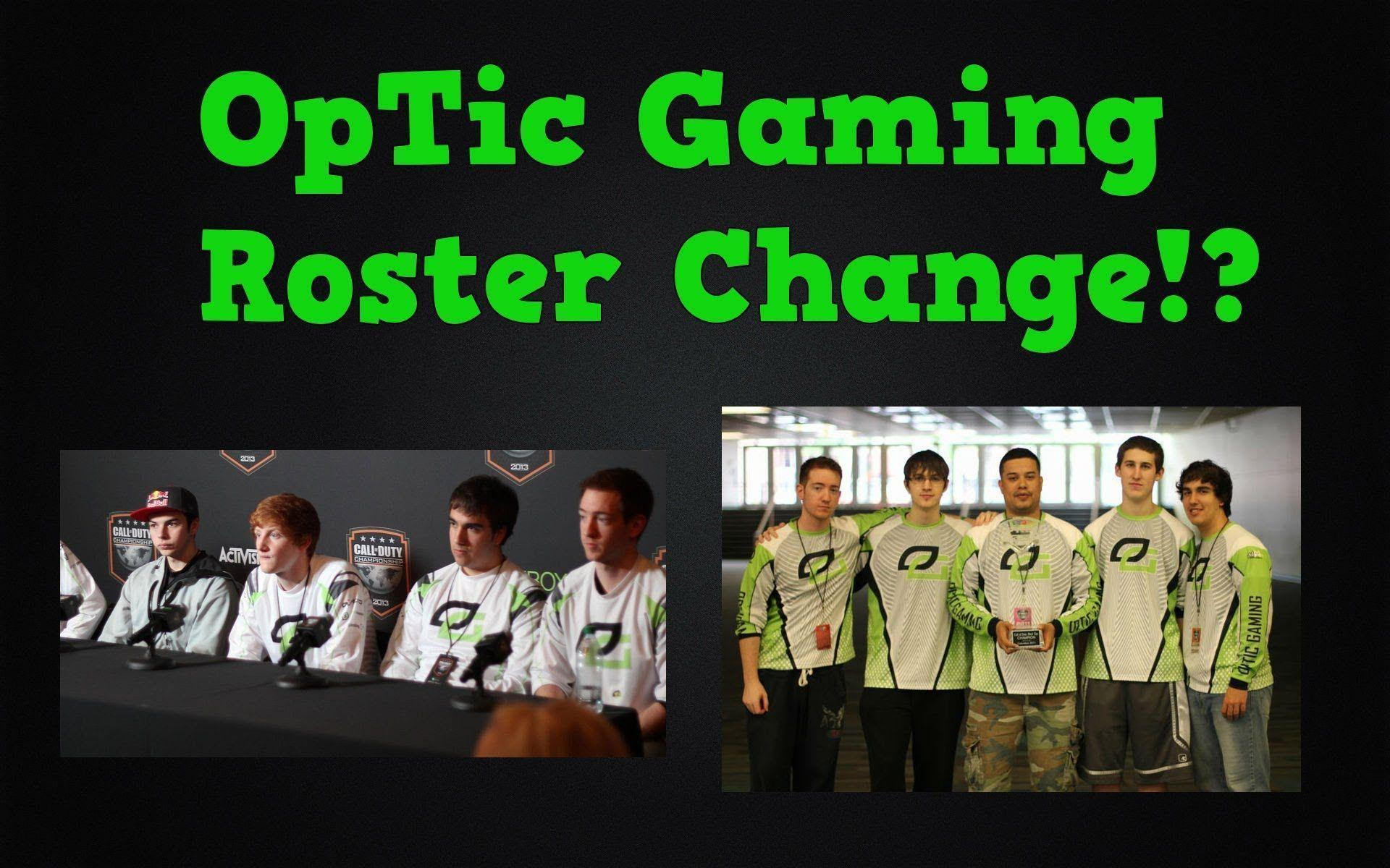 Game Wallpaper: Optic Gaming Green Wall HD Resolution Wallpapers