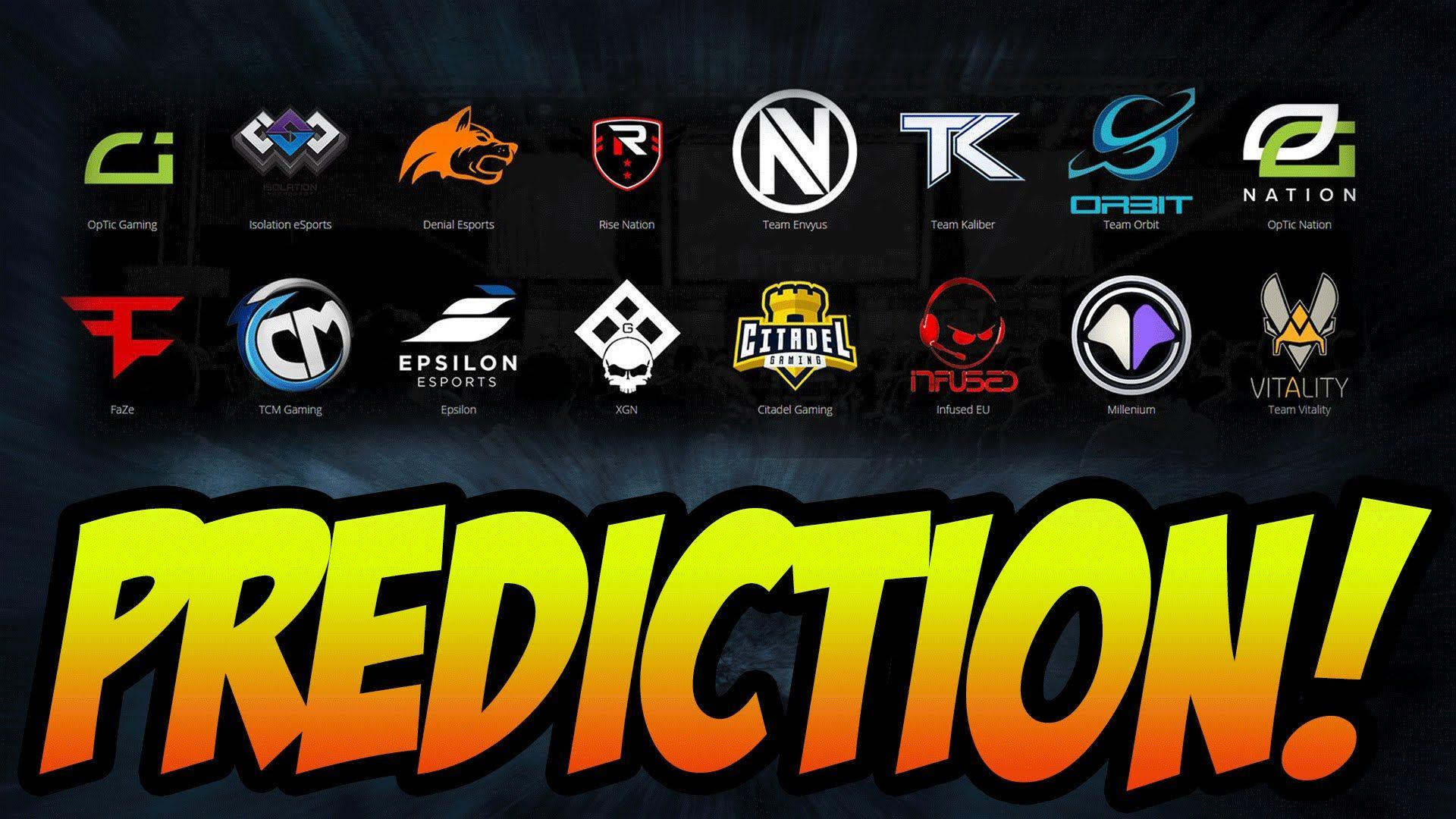MLG World Finals Prediction!