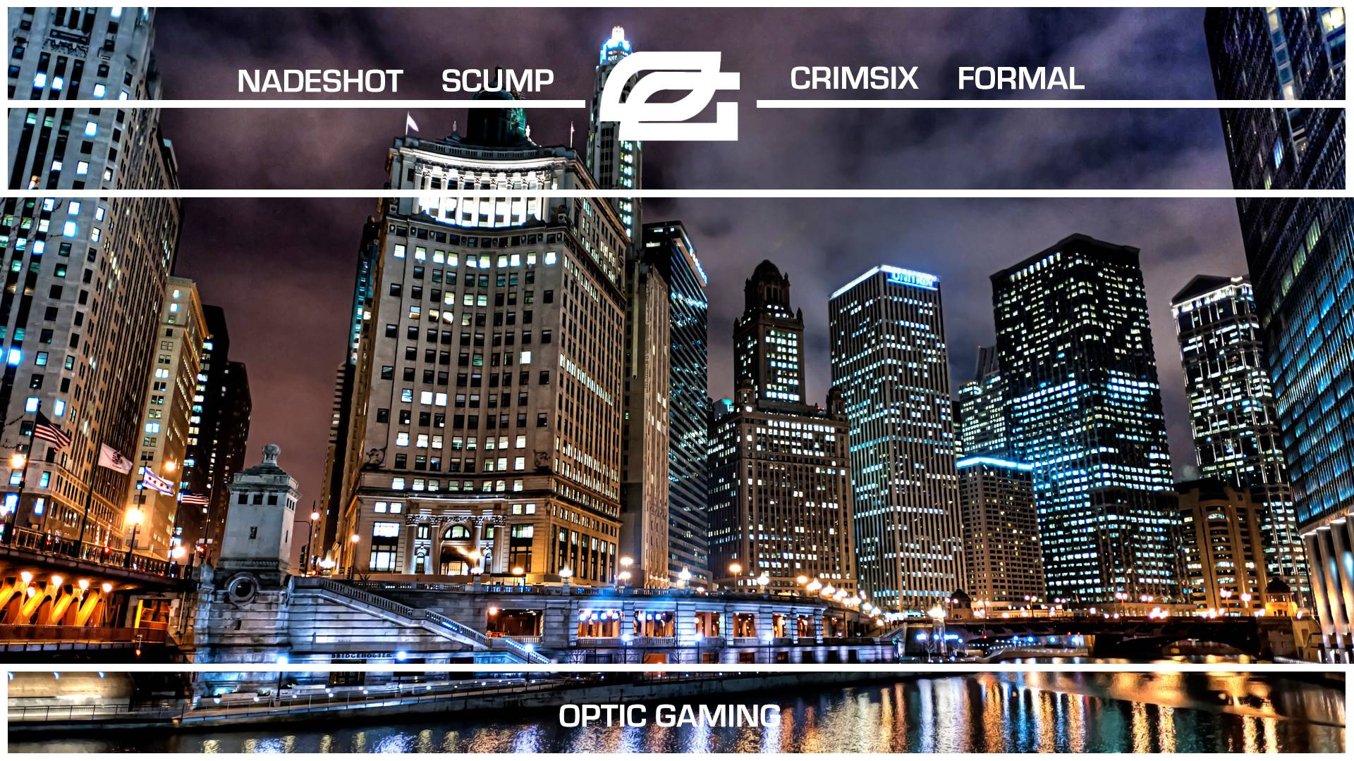 New OpTic Gaming Xbox One Dashboard Backgrounds : OpTicGaming