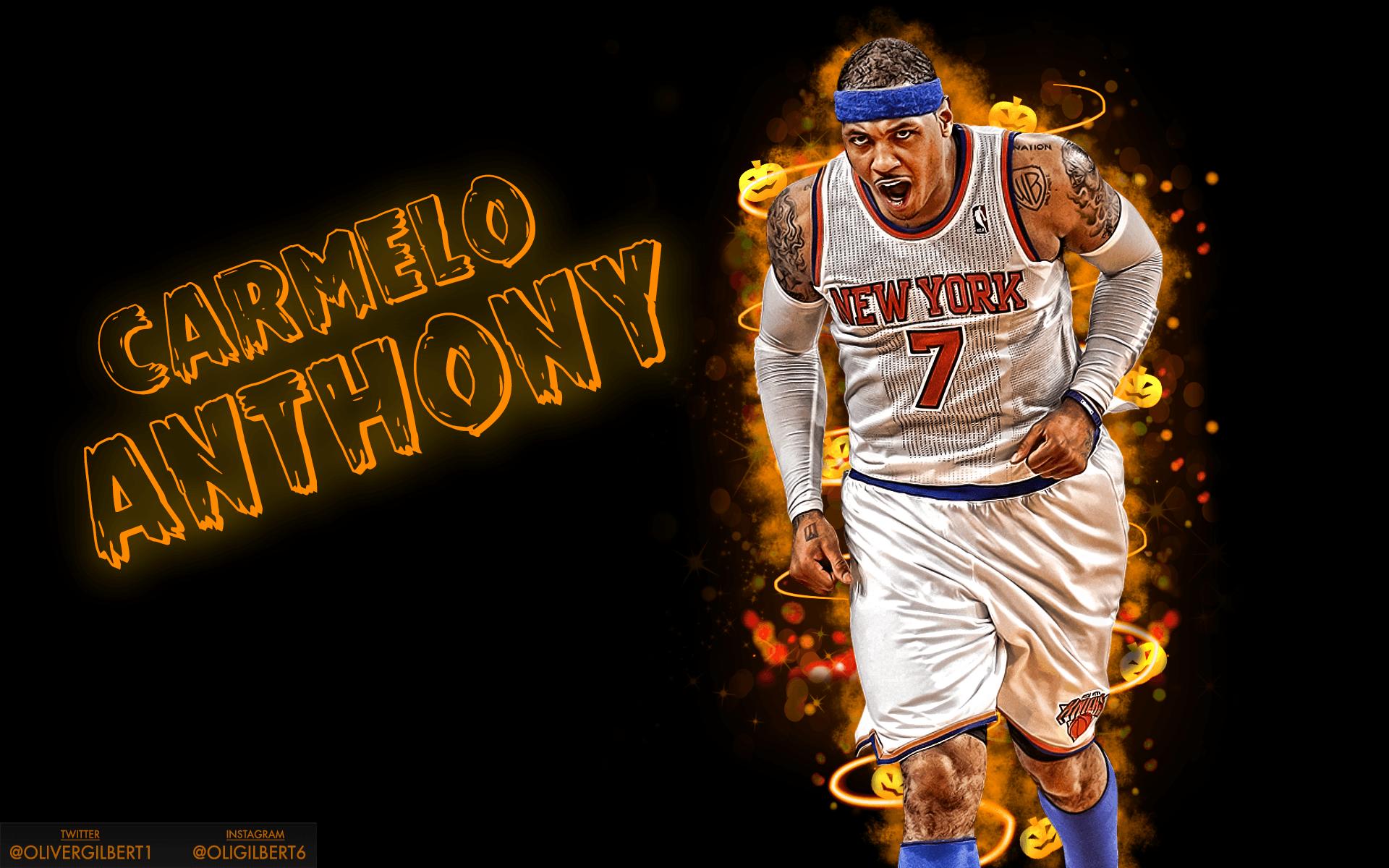 Carmelo Anthony Wallpaper