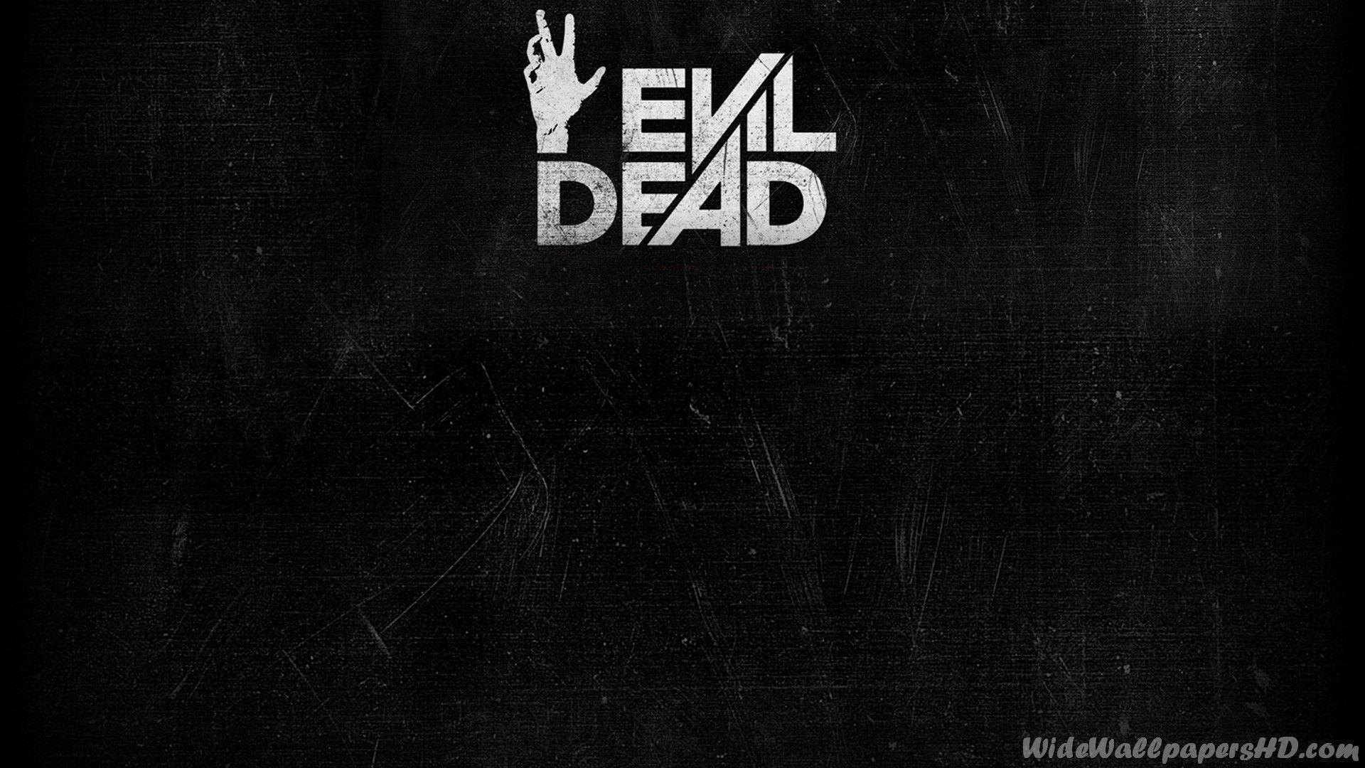 evil dead wallpaper 1920x1080 - photo #35
