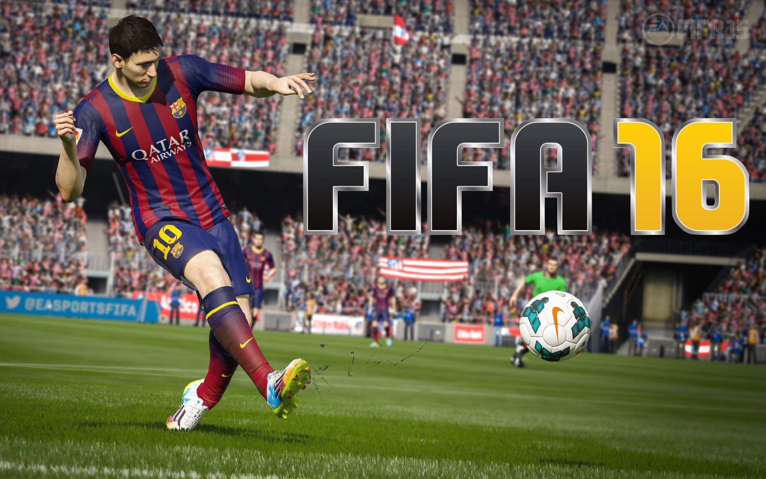 Fifa 16 HD Wallpapers 4K