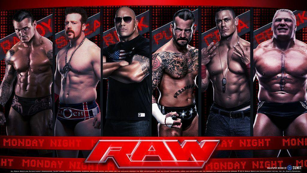 wwe raw superstars 2016 wallpapers wallpaper cave