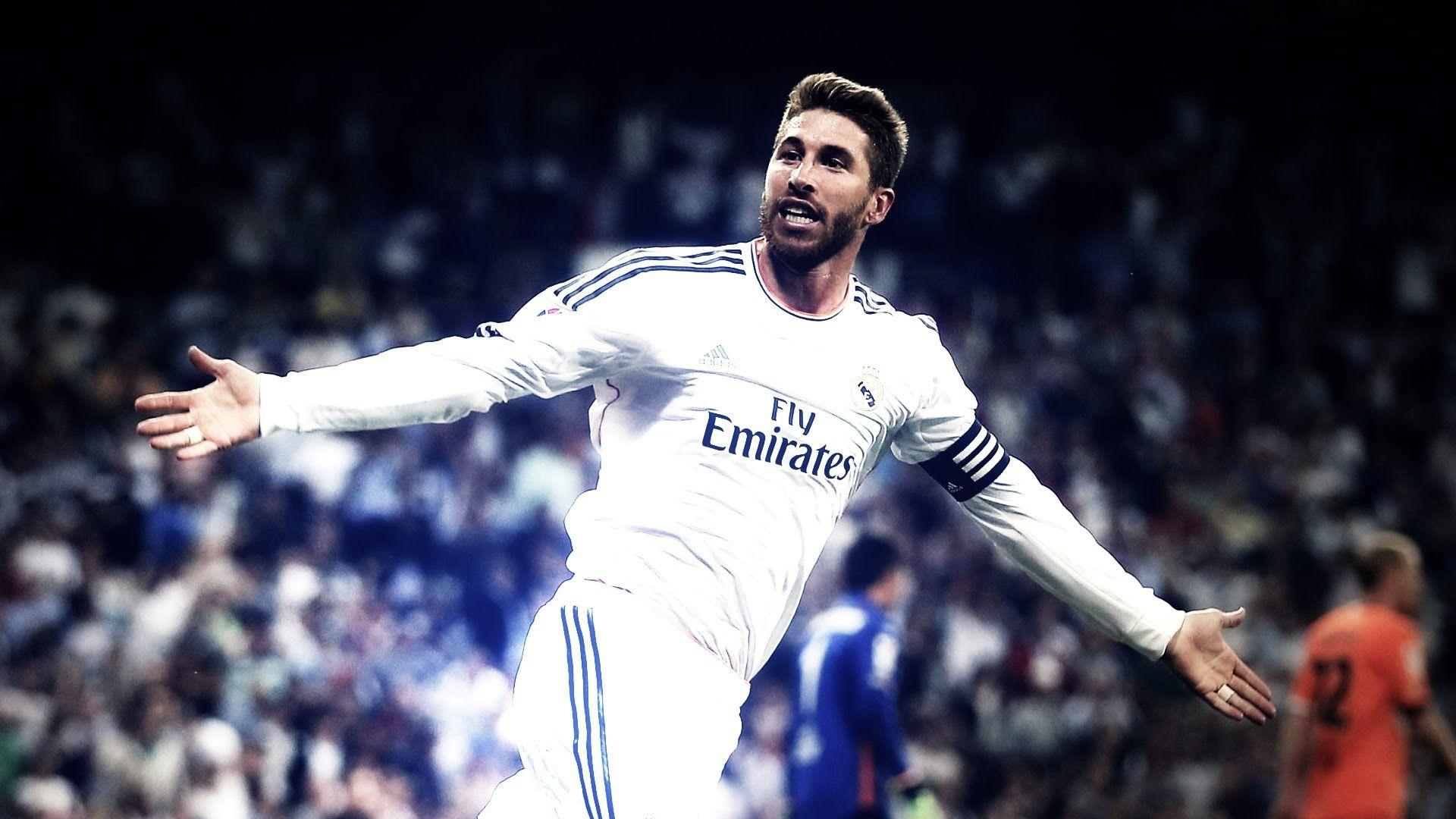 Sergio Ramos 2016 Wallpapers
