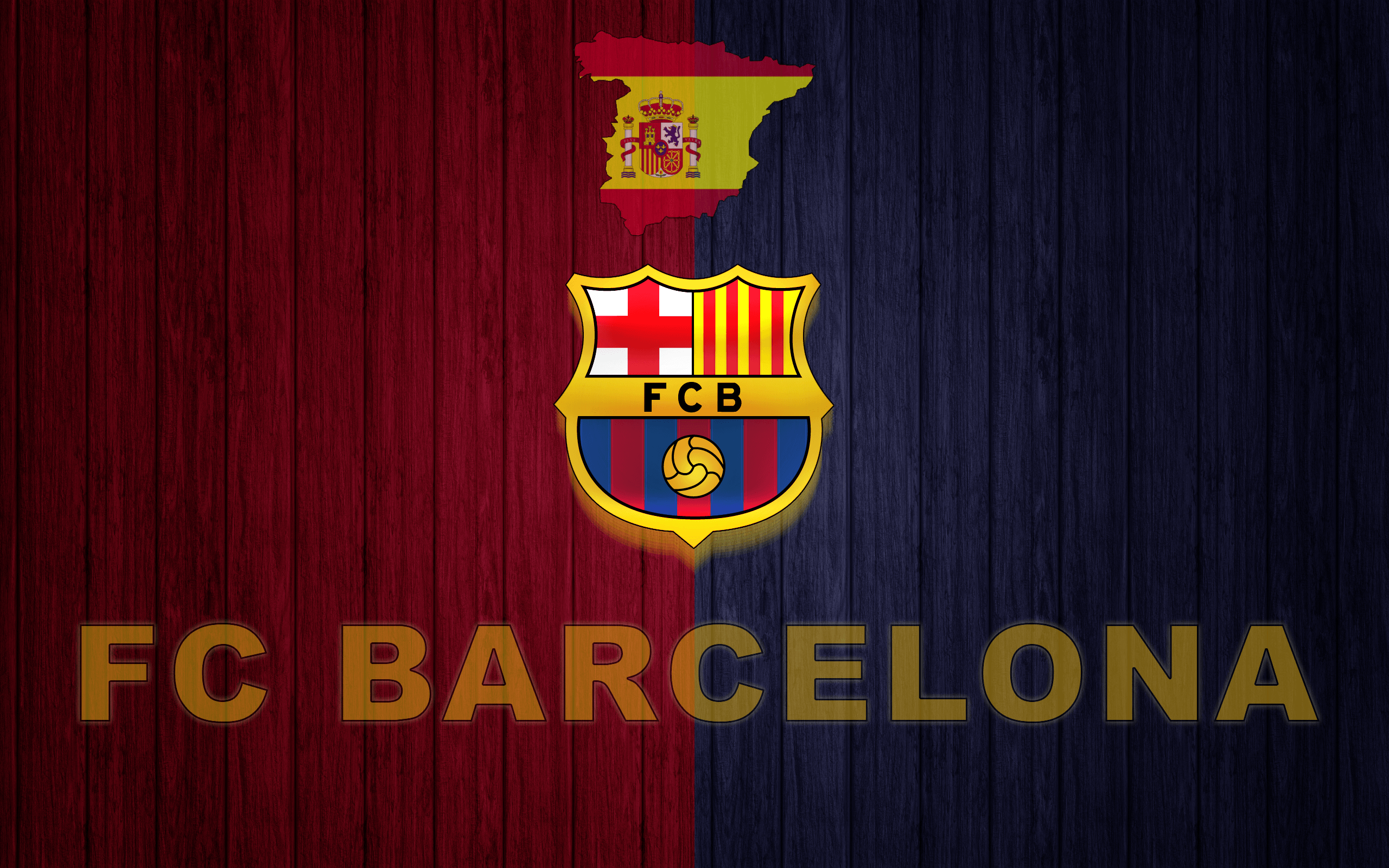 Barcelona Logo 2016 Wallpapers