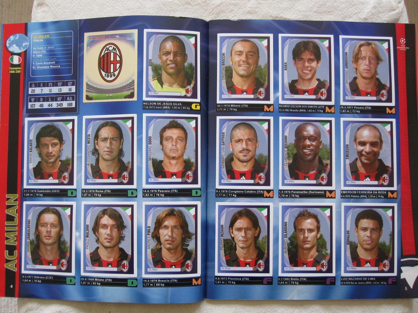 milan uefa champions league 2007 - photo#41