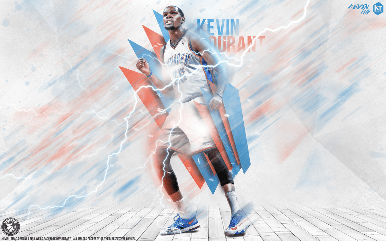 Basketball Kevin Durant Wallpapers: Kevin Durant Dunk Wallpapers 2016