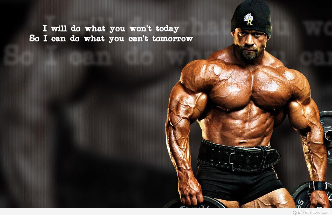 Body Building Hd Wallpapers Wallpaper Cave