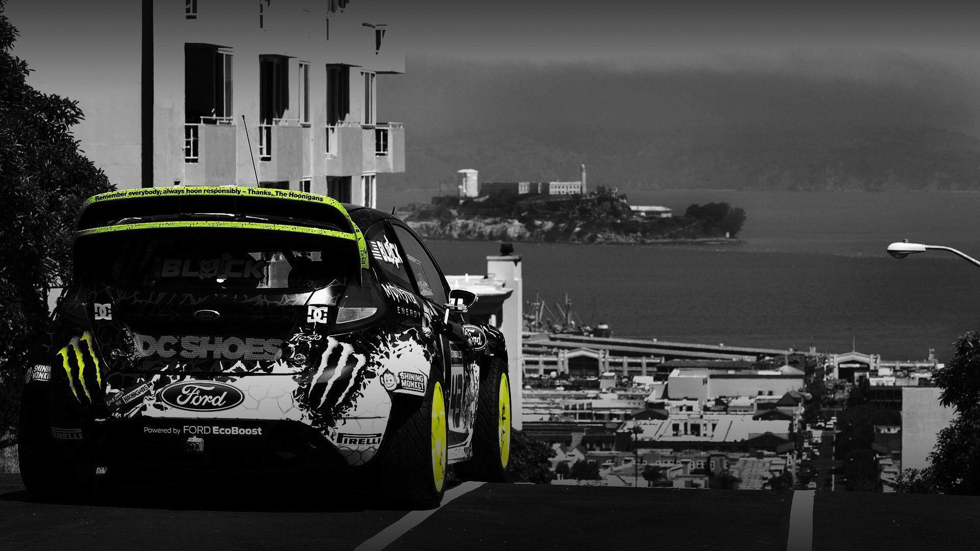 Ken Block Ford Fiesta 2016 Wallpapers Wallpaper Cave