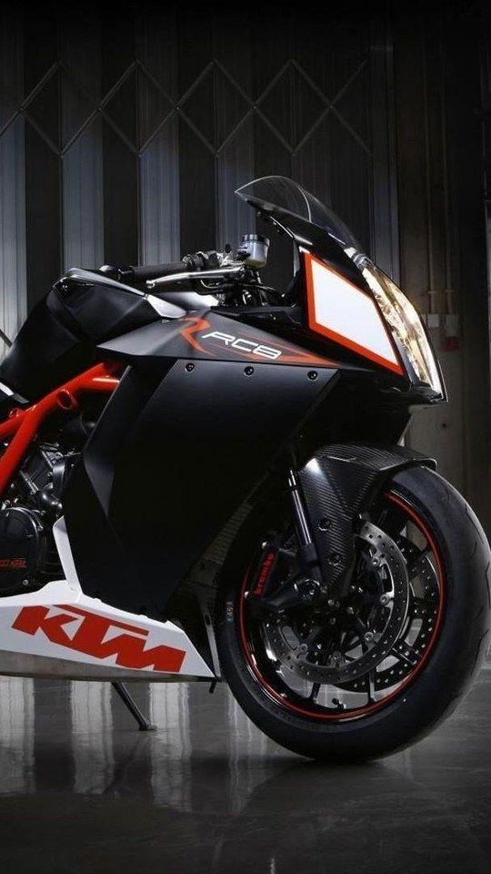 Download KTM RC8 2016 HD Wallpapers In 540x960 Screen Resolution
