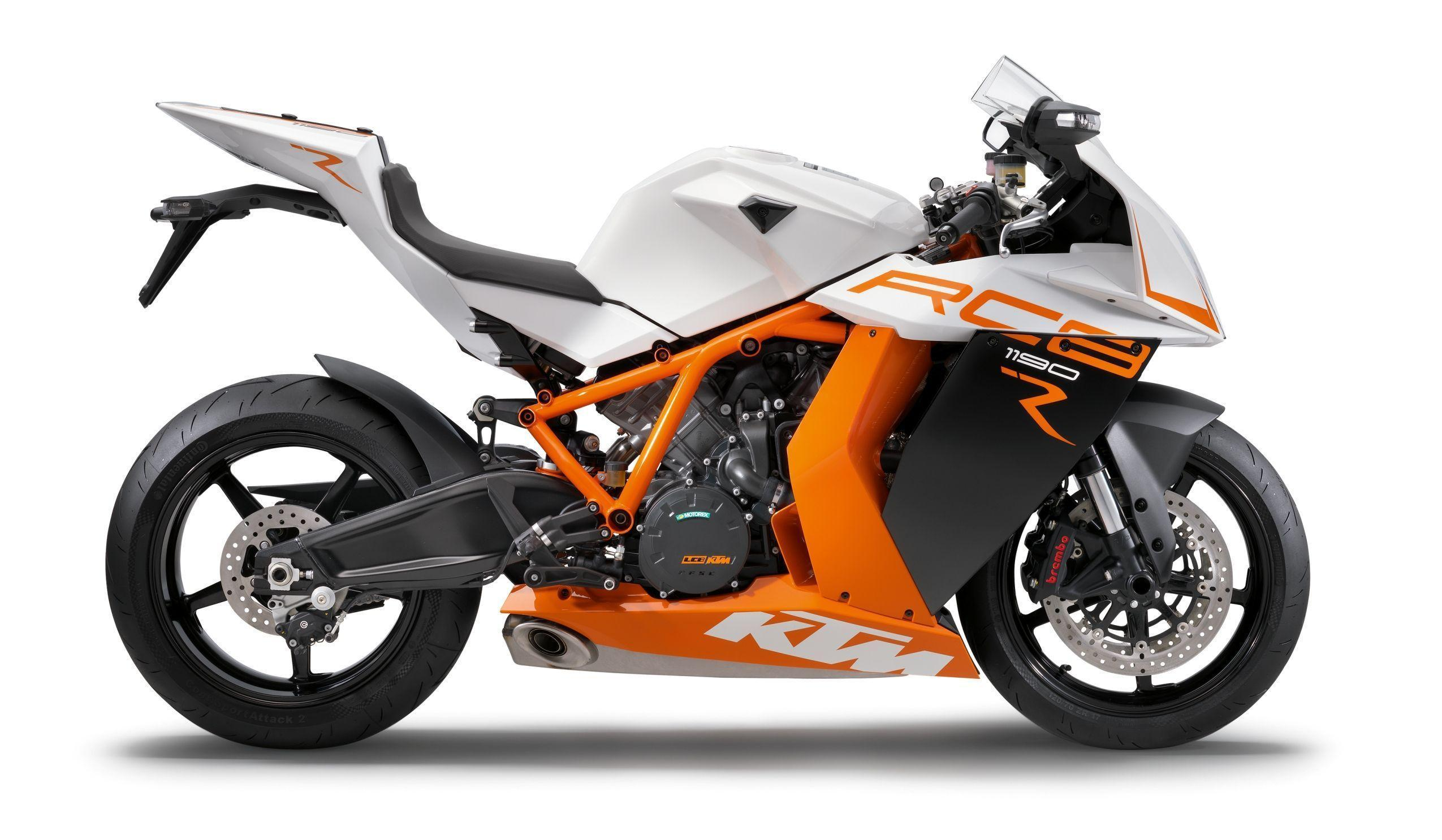 2013 KTM RC8 R wallpapers