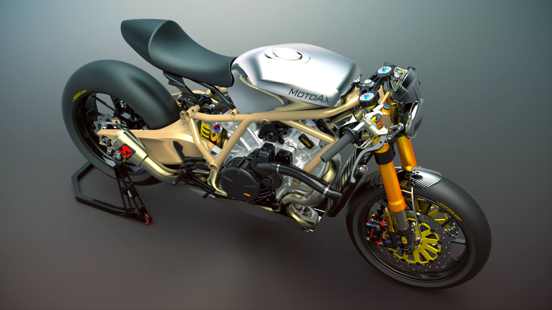 If the KTM RC8 Ever Makes It Back This Is What We&Like to See