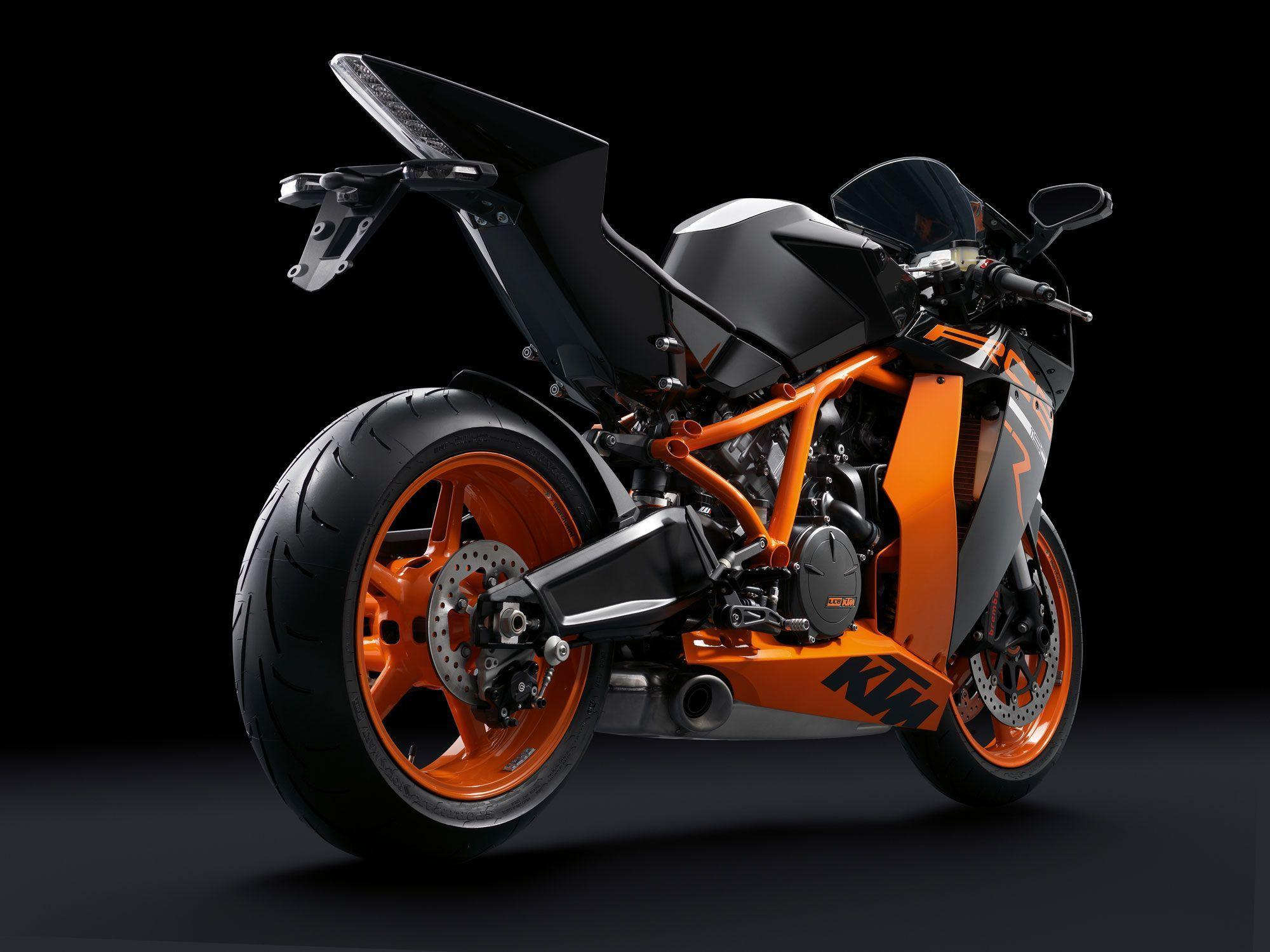 KTM 1190 RC8 R 2014 Wallpapers