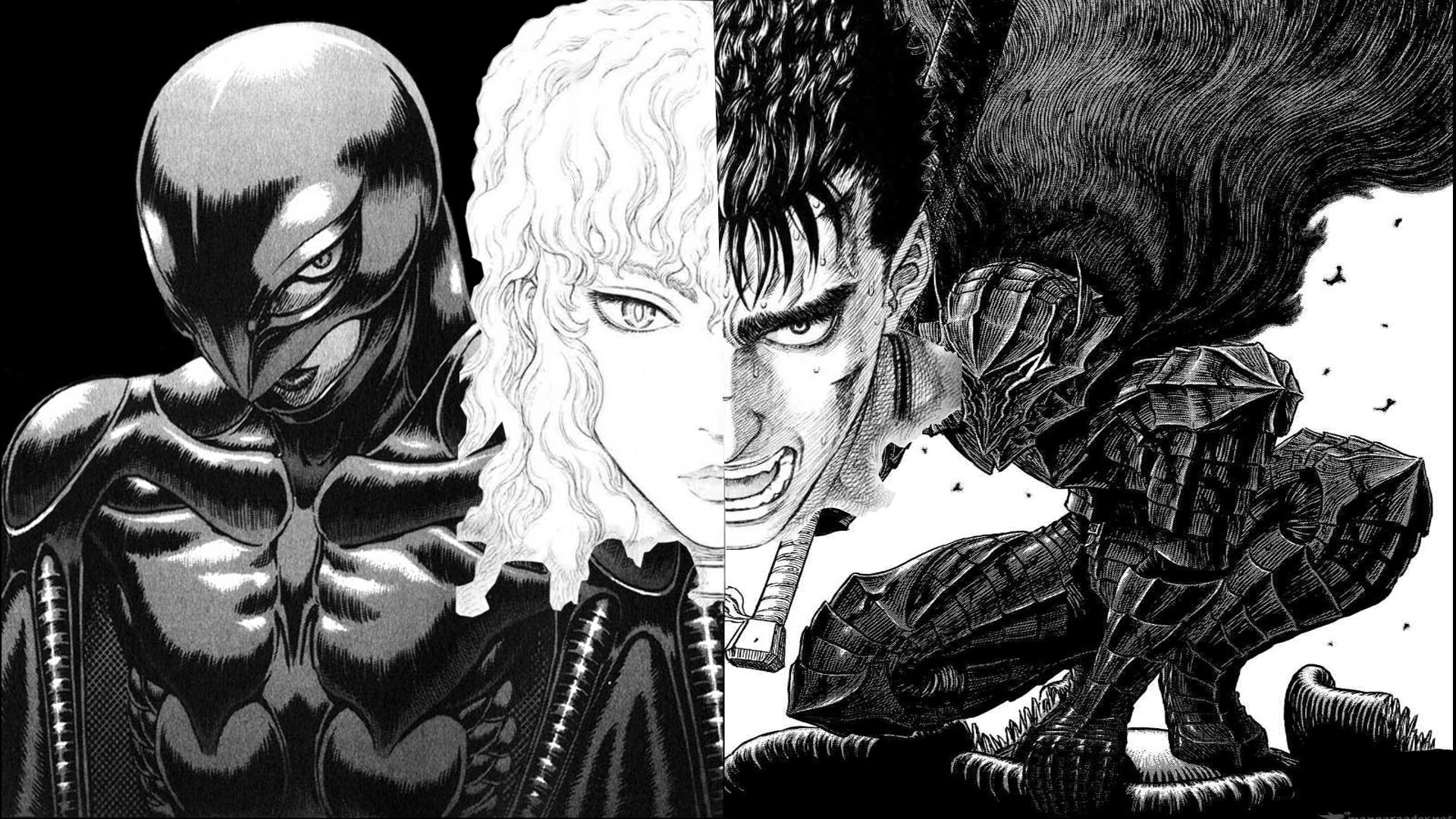 Image Result For Berserk Manga Wallpapera