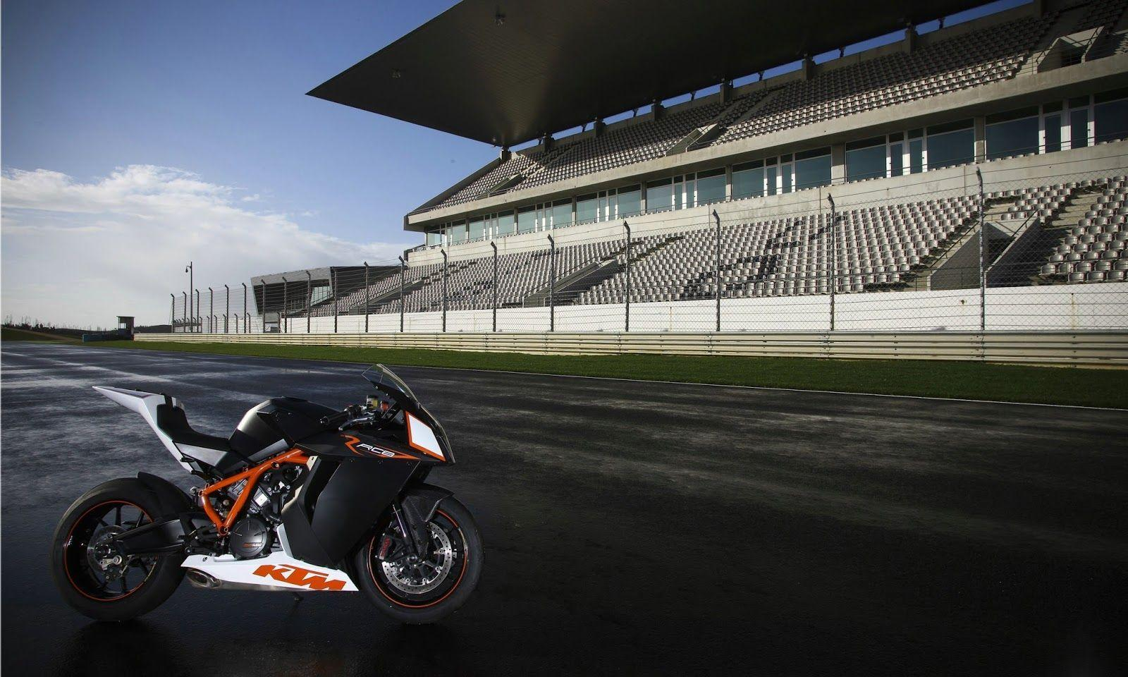 KTM RC8 HD Wallpapers