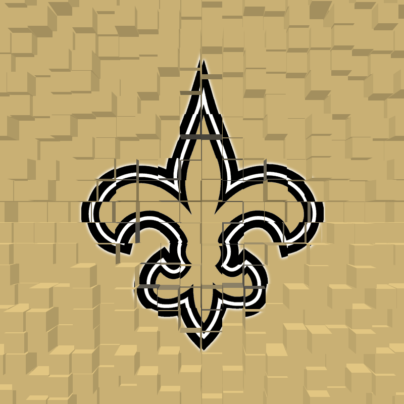 New Orleans Saints by whostherawest