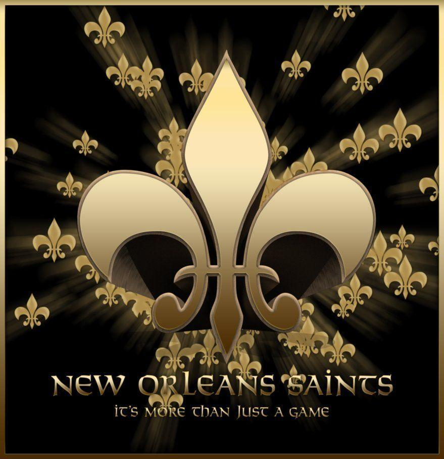 New Orleans Saints by Ludez
