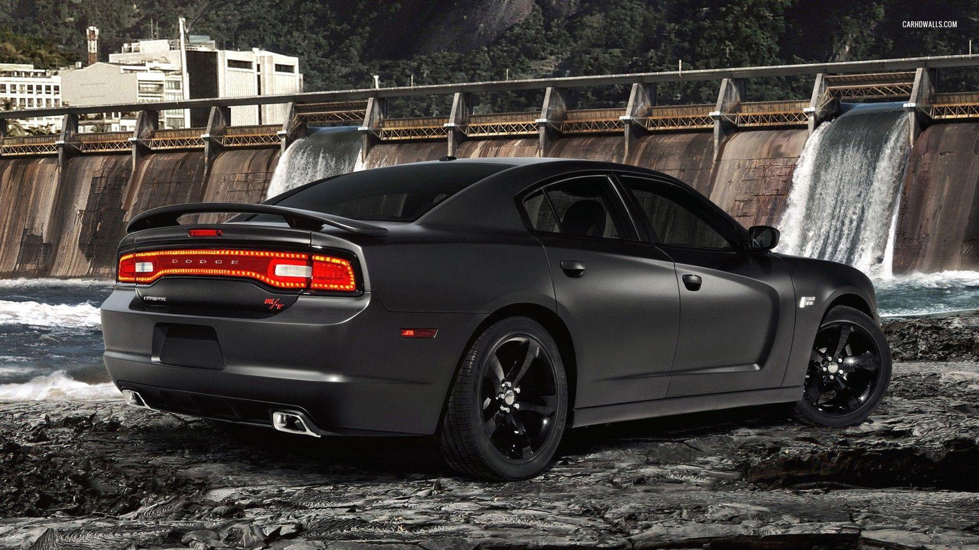 2016 Dodge Challenger Black Wallpapers Wallpaper Cave