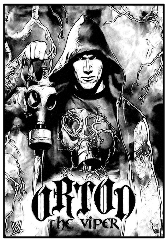 Randy Orton 2016 Wallpapers Viper - Wallpaper Cave
