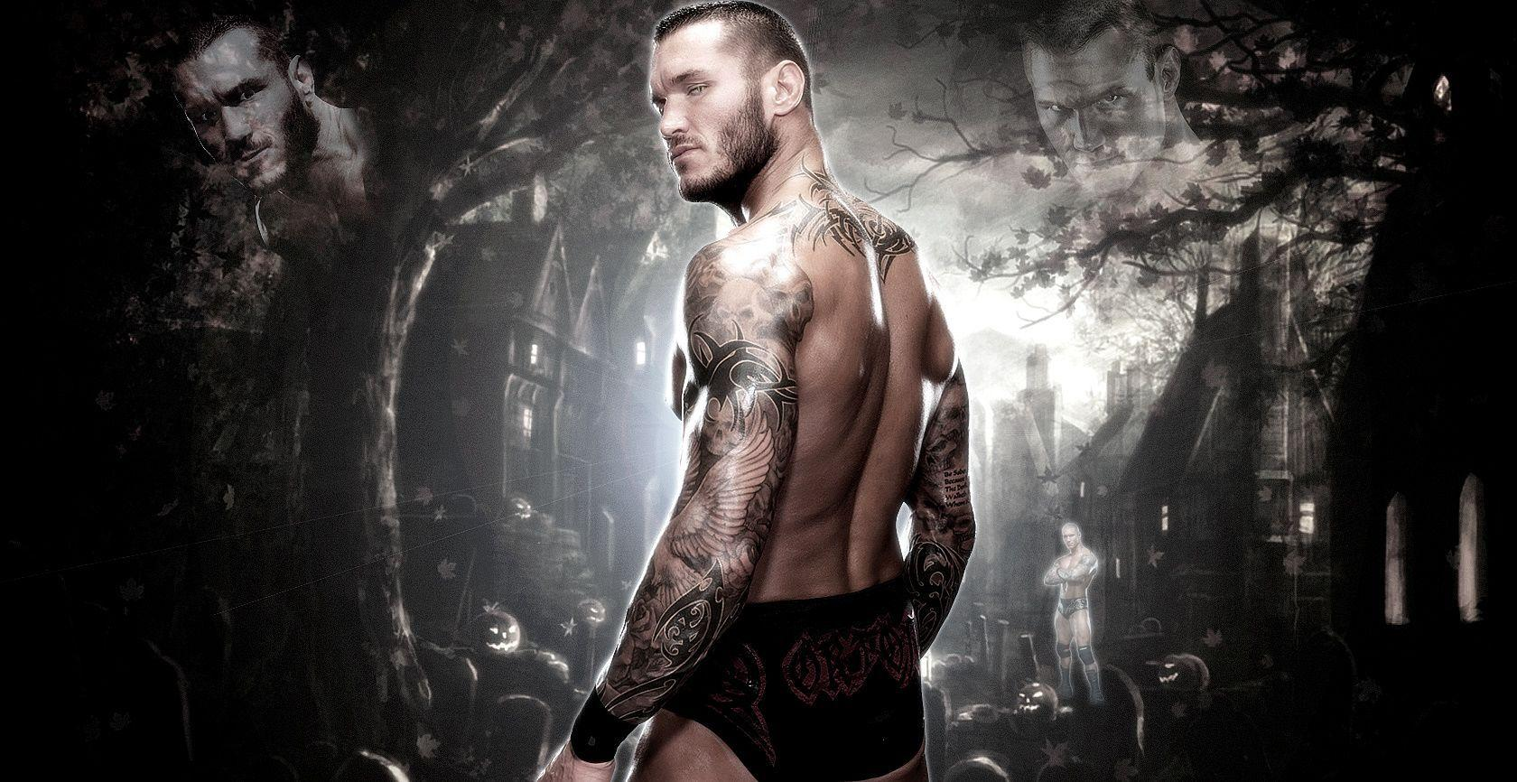 Randy Orton 2016 Wallpapers Viper - Wallpaper Cave