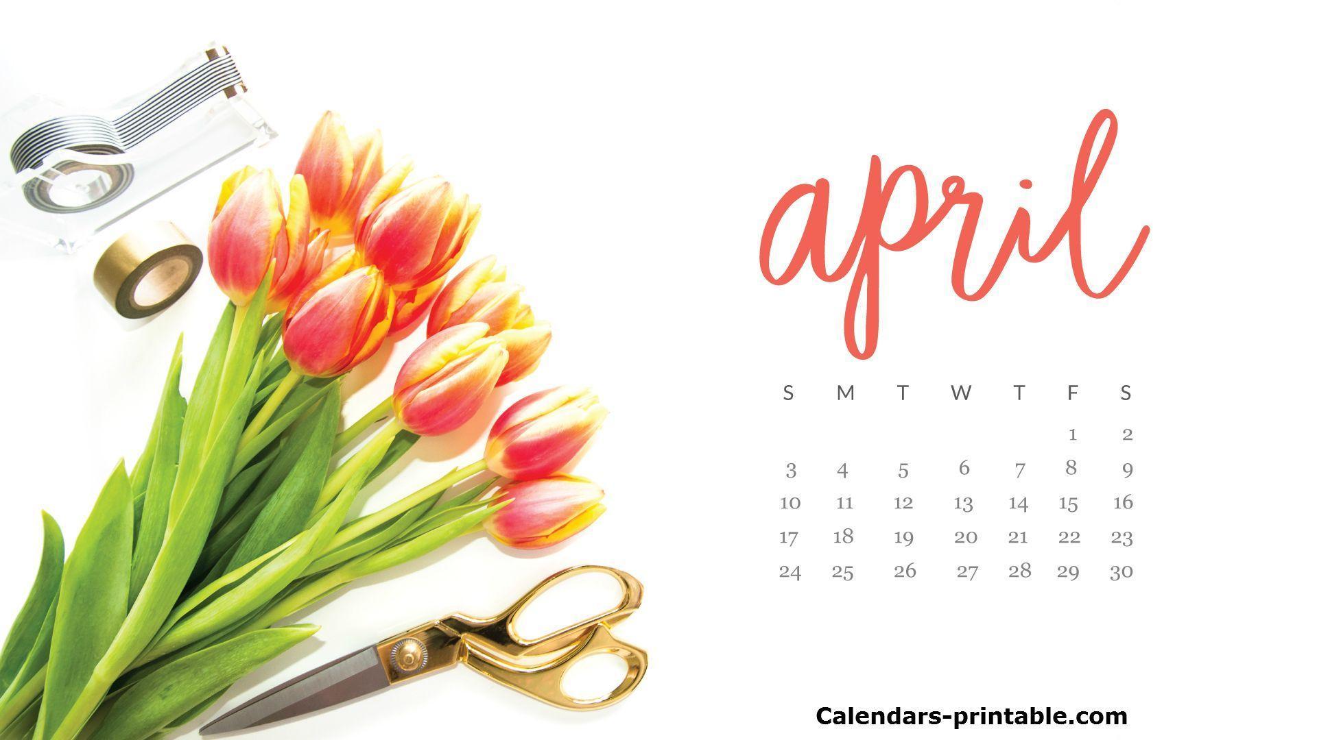 April Calendar Wallpaper Hd : Desktop wallpapers calendar april wallpaper cave