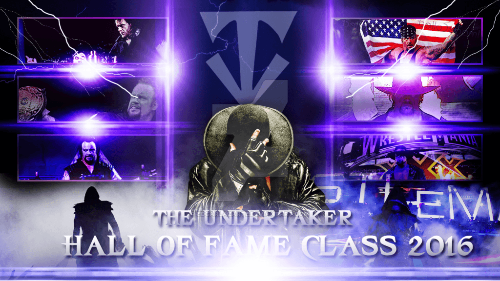 Hall Of Fame Wallpaper: The Undertaker Wallpapers 2016